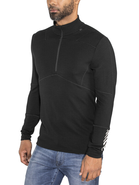 Helly Hansen Lifa Midlayer Heren zwart